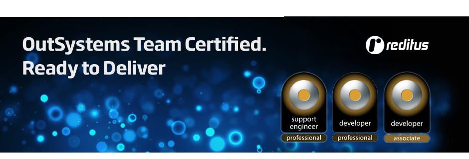 Certificação Outsystems