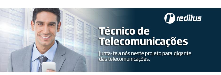 Tecnicos de Telecomunicações